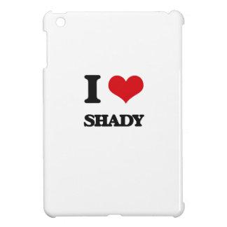 I Love Shady iPad Mini Cover