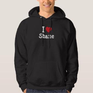 I love Shane heart custom personalized Pullover