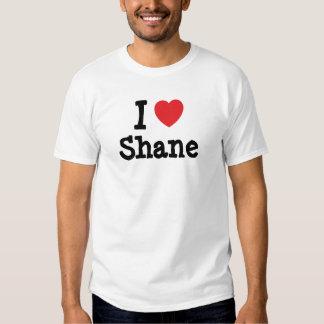 I love Shane heart T-Shirt