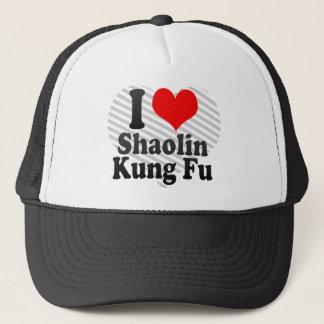 I love Shaolin Kung Fu Trucker Hat