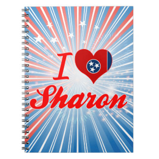 I Love Sharon, Tennessee Journals