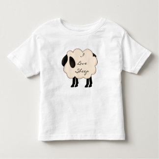 I Love Sheep Kid's T-Shirt