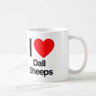 i love sheeps coffee mug