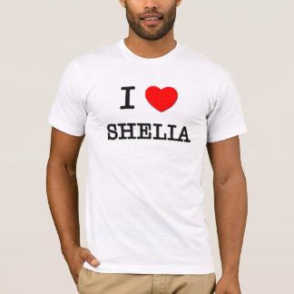 I Love Shelia T-Shirt