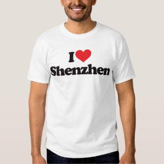 I Love Shenzhen T-Shirt