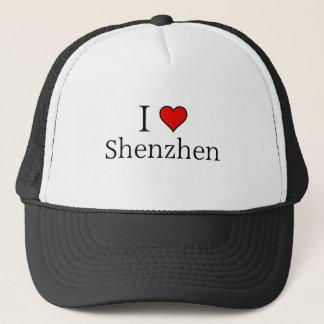 I love Shenzhen Trucker Hat