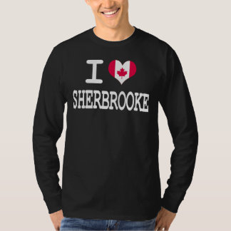 I love Sherbrooke Tee Shirt