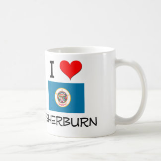 I Love Sherburn Minnesota Coffee Mug