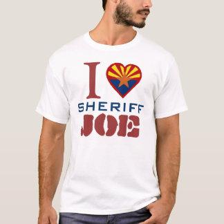 I Love Sheriff Joe T-Shirt