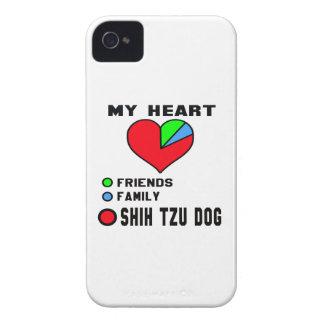 I love Shih Tzu. iPhone 4 Case