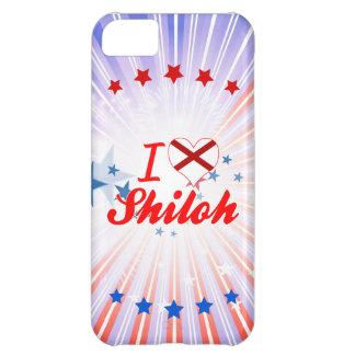 I Love Shiloh, Alabama Case For iPhone 5C