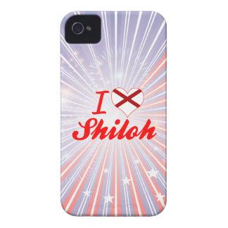 I Love Shiloh, Alabama Case-Mate iPhone 4 Case
