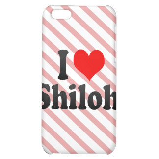 I love Shiloh Case For iPhone 5C