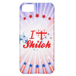 I Love Shiloh, Georgia Case For iPhone 5C