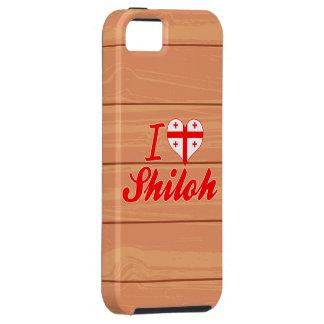 I Love Shiloh, Georgia iPhone 5 Case