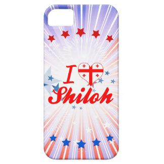 I Love Shiloh, Georgia iPhone 5 Covers