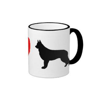 I Love Shiloh Shepherds Mug