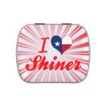 I Love Shiner, Texas Jelly Belly Tin
