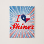 I Love Shiner, Texas Puzzles