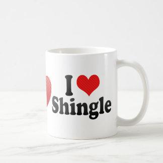 I Love Shingle Mug