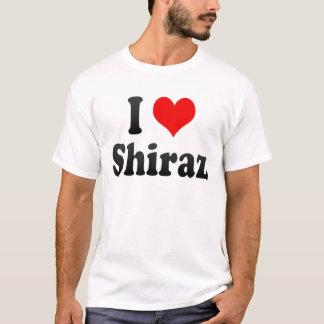 I Love Shiraz, Iran T-Shirt