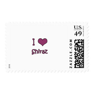 I Love Shiraz Postage
