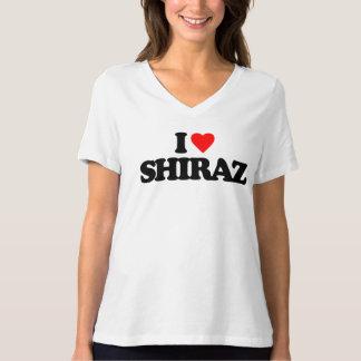 I LOVE SHIRAZ TSHIRT