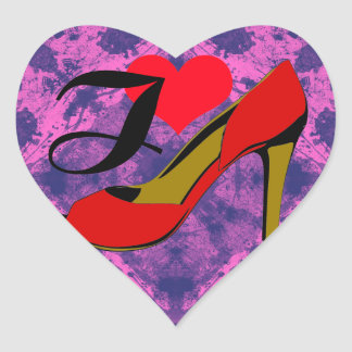 I love shoes/I loves shoes Stickers