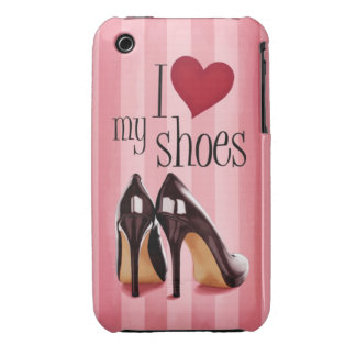 I love shoes iPhone 3 cases