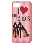 I love shoes iPhone 5 cases