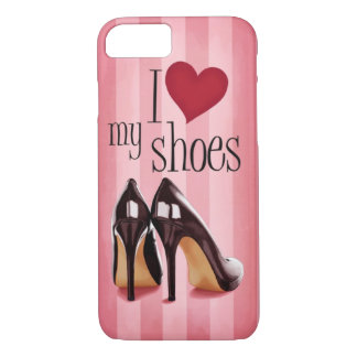 I love shoes iPhone 8/7 case