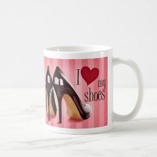 I love shoes mugs