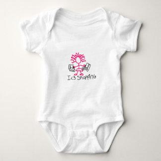 I love shopping baby bodysuit