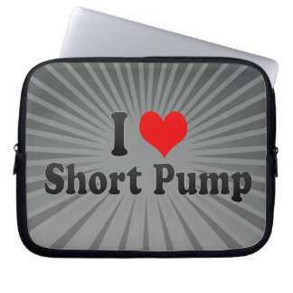 I Love Short Pump, United States Computer Sleeve
