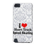 I love Short Track Speed Skating iPod Touch 5G Case