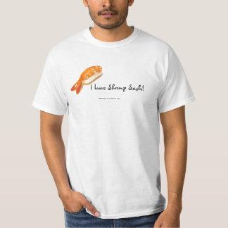 I Love Shrimp Sushi! T-Shirt