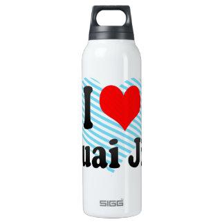 I love Shuai Jiao 16 Oz Insulated SIGG Thermos Water Bottle
