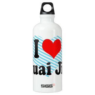I love Shuai Jiao SIGG Traveler 0.6L Water Bottle