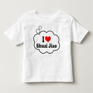 I love Shuai Jiao Tee Shirt
