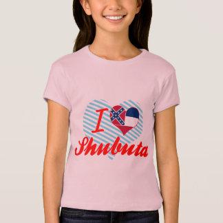 I Love Shubuta, Mississippi T-Shirt