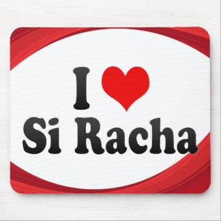I Love Si Racha, Thailand Mouse Pad