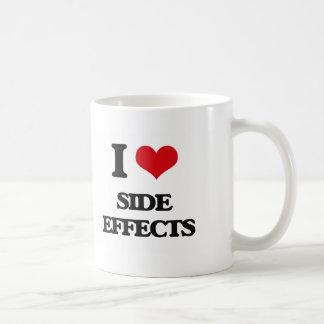 I Love Side Effects Classic White Coffee Mug
