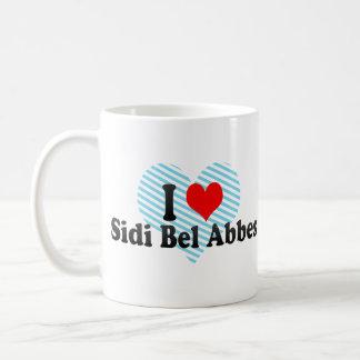 I Love Sidi Bel Abbes, Algeria Coffee Mug
