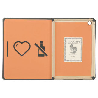 I Love Signboards iPad Air Case