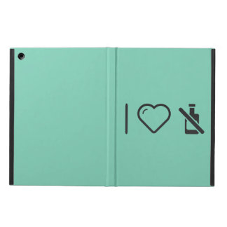 I Love Signboards Case For iPad Air