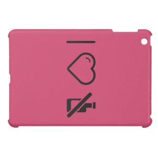 I Love Signboards iPad Mini Covers