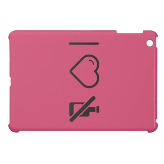 I Love Signboards Case For The iPad Mini