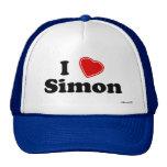 I Love Simon Hats
