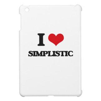 I Love Simplistic Case For The iPad Mini