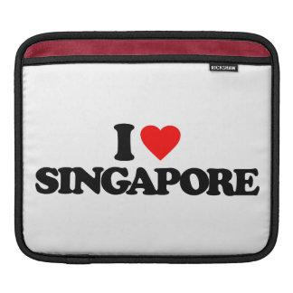 I LOVE SINGAPORE SLEEVE FOR iPads